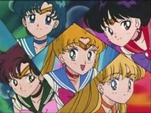 Sailor Moon Theme Song (German) - YouTube