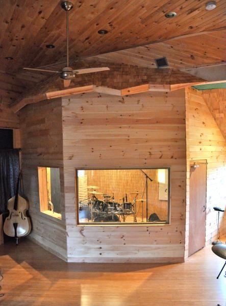Drum room for charles elliott latham