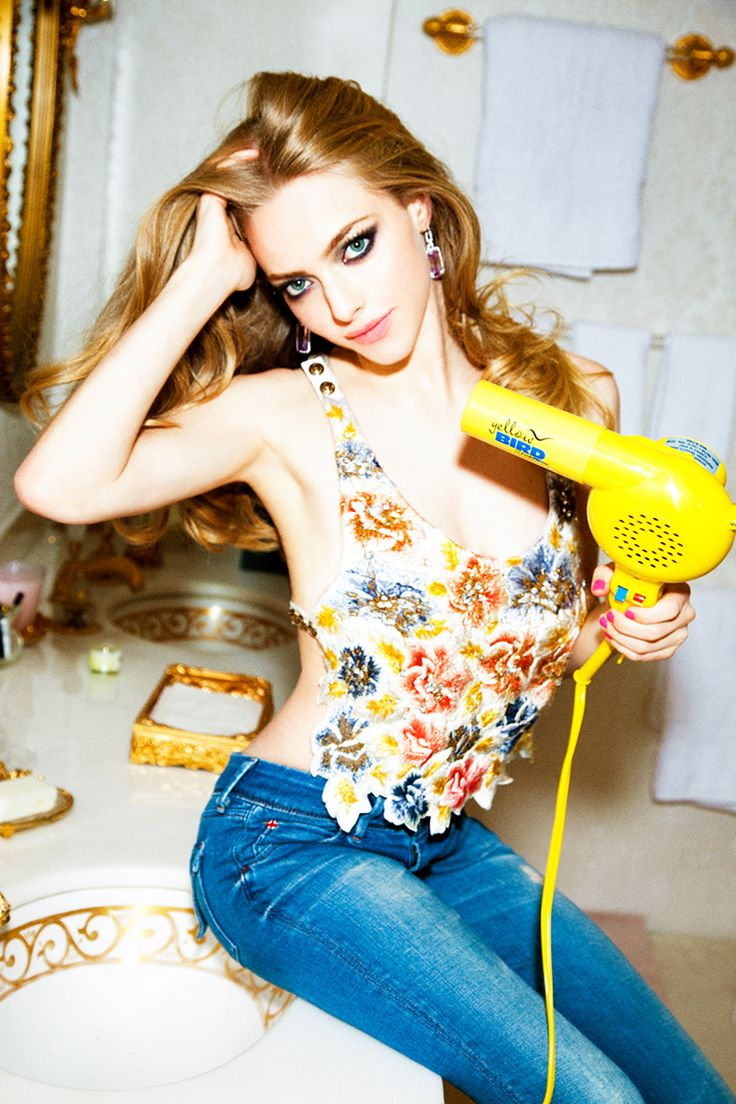 Amanda Seyfried by Ellen von Unwerth | CELEBRITIES ... Amanda Seyfried