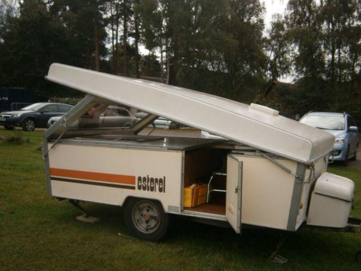 Esterel Caramatic C31 Folding Caravan Esterel Folding