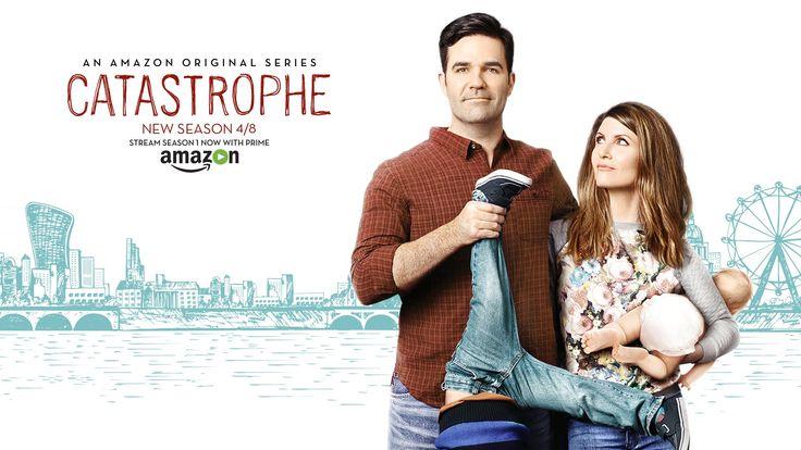 Trailer for Season 2 of 'Catastrophe', A Hilarious Romantic Comedy Original Series by Amazon