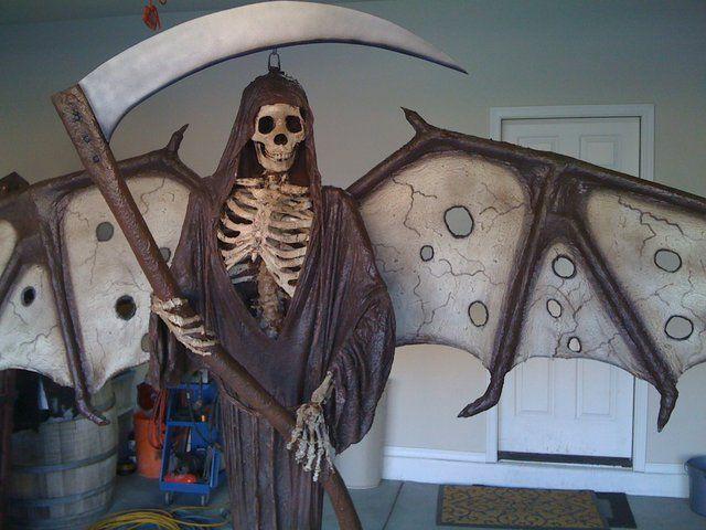 Amazing angel of death - DIY mini-tut