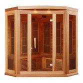 Found It At Wayfair   3 Person Corner Carbon FAR Infrared Sauna