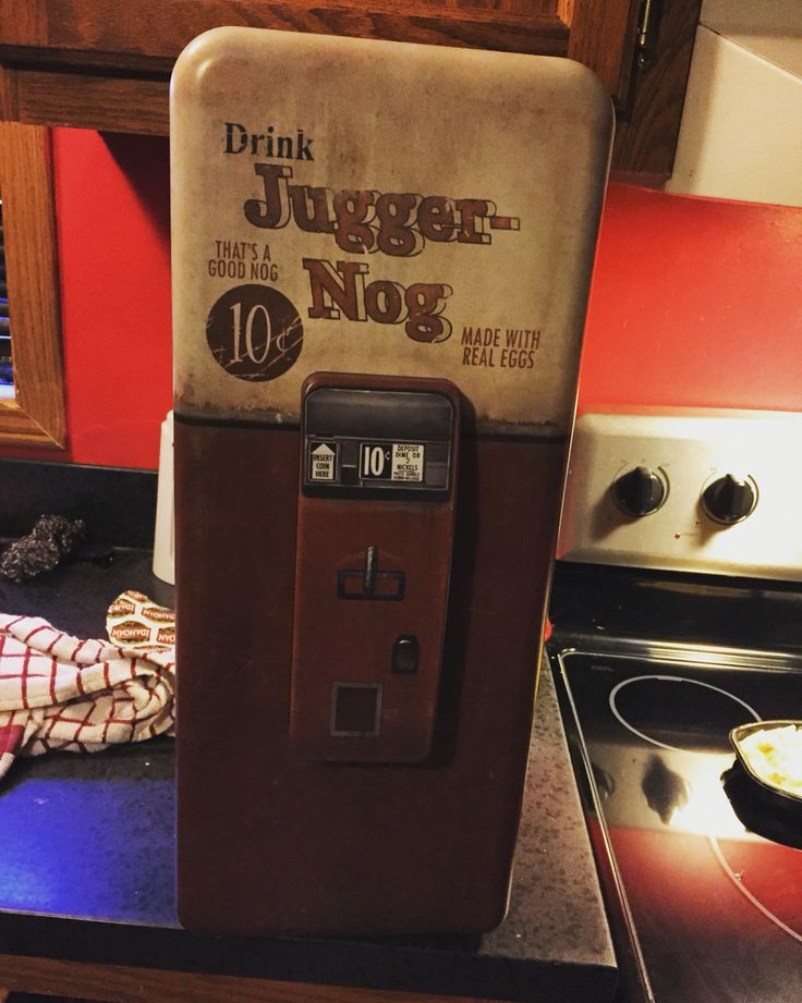Call of duty black ops 3 zombie juggernog mini fridge