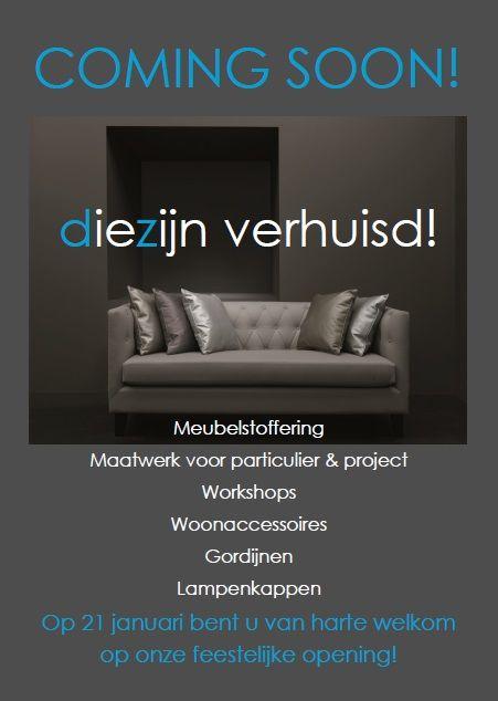 poster Studio Diezijn (stageopdracht)