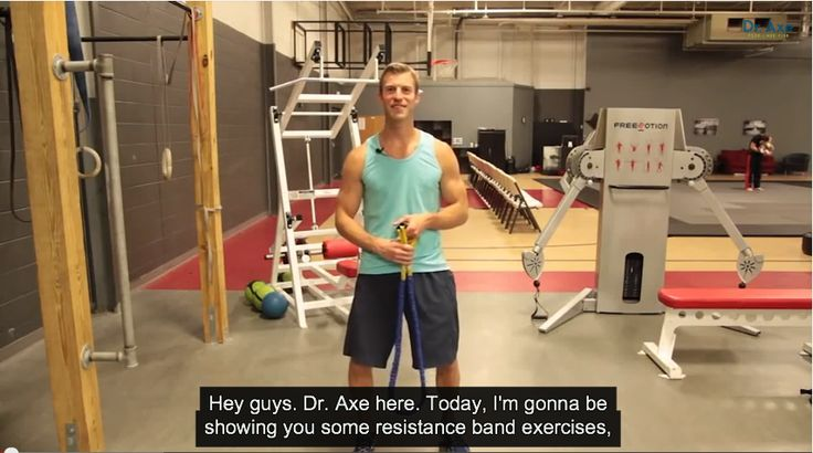 641 best images about Resistance band training on ...