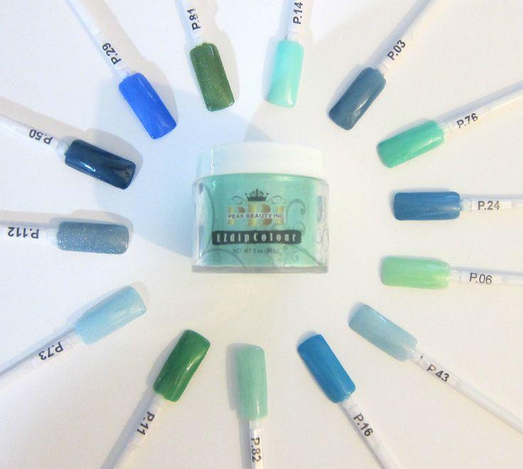 1000+ Images About EZ Dip Nails On Pinterest