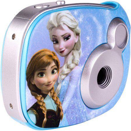 Kids' Digital Camera with 2.1 Megapixels, Frozen--i want waaannnt this!