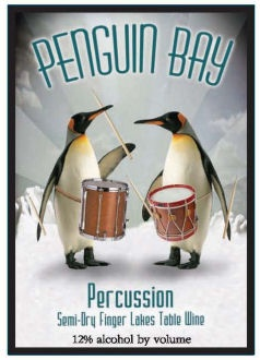 lol penguins drumming