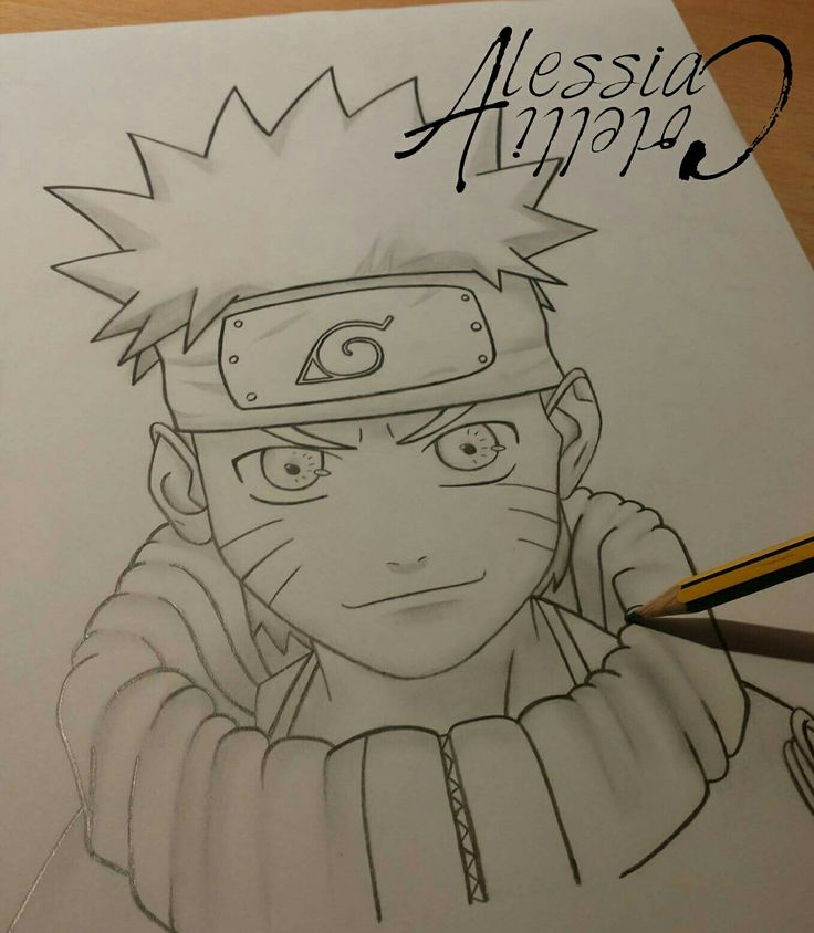 #naruto#chiaroscuro #drawing