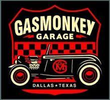 Resultado de imagen de gas monkey garage logo