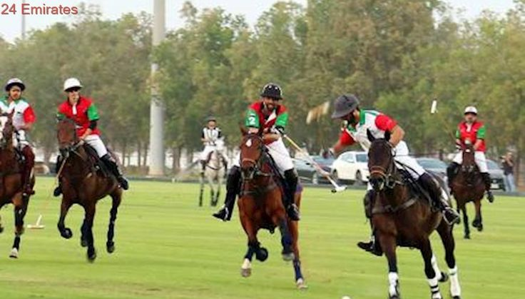 High quality polo match to mark UAE National Day