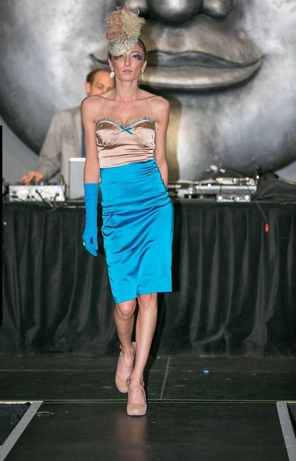 Valentina Corset Le Femme Skirt