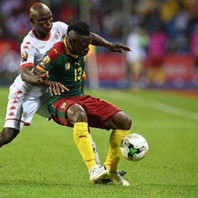 Le jeune attaquant camerounais est sans doute la grande satisfaction coté lions indomptables pour cette première journée de compétition  On le surnomme déjà