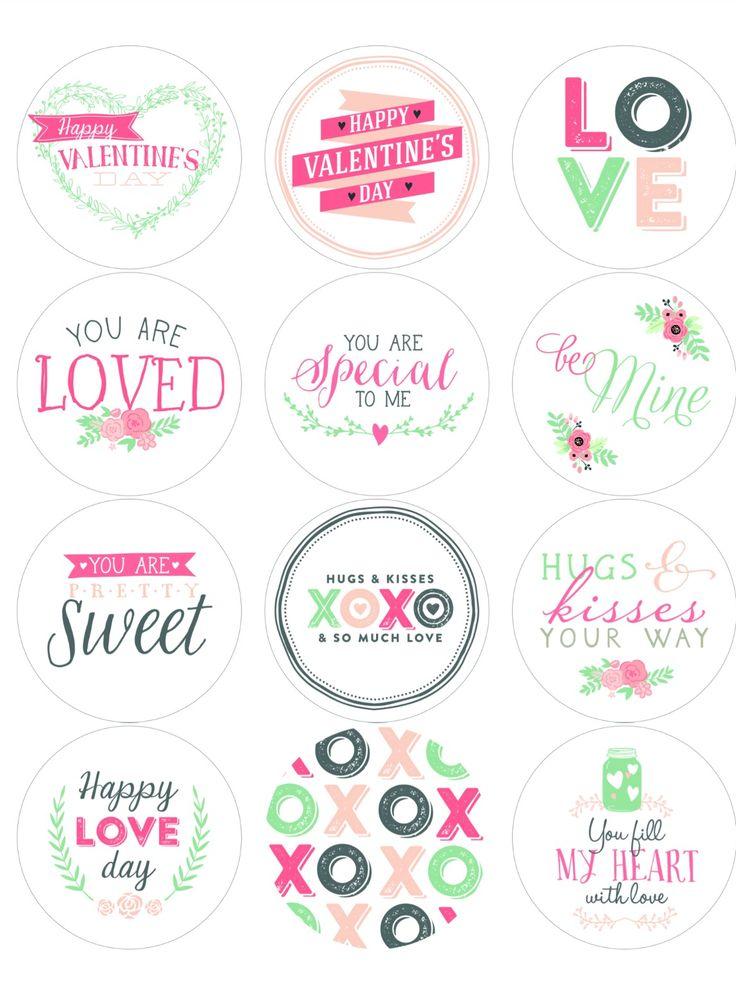 Free valentine day labels http://blog.worldlabel.com/2014/valentine-labels-by-falala-designs.html
