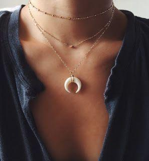 collier corne lune                                                                                                                                                                                 Plus - natori lingerie, cheap lingerie, lingerie bustier *ad