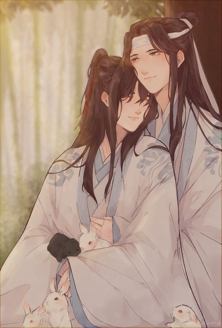 Pin by CultivatedBlessings on MDZS ㅠㅠ in 2020 Anime
