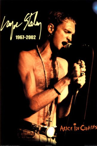 RIP Layne Staley - Straight up one of the best ROCK singers of all time!