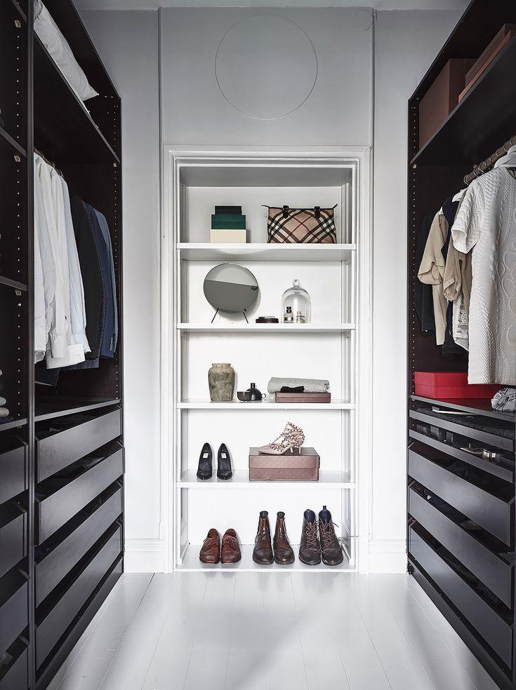 Op zoek naar inspiratie voor een slaapkamer met een inloopkast? Klik hier en kom binnenkijken in deze minimalistisch mooie slaapkamer inloopkast combinatie!