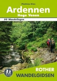 Wandelroutes: Rother wandelgids Ardennen – Hoge Venen I Mathieu Klos I 9789038921129 I Uitgeverij Elmar