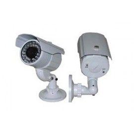Camara Vari-focal Sharp 420 TVL. Excelente equipo de Seguridad al mejor precio del mercado. La cámara varifocal con 36 piezas de infrarojos de 8 mm, alcanza una Distancia de 50 M. Es el equipo ideal para su paquete de seguridad.