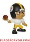 """Steelers Lil' Teammates Series 2 Quarterback 2 3/4"""" tall"""