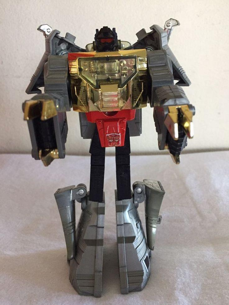 Transformers Original G1 1984 DINOBOT Grimlock Hasbro #Hasbro