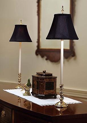 Sarah Coke Buffet Lamp
