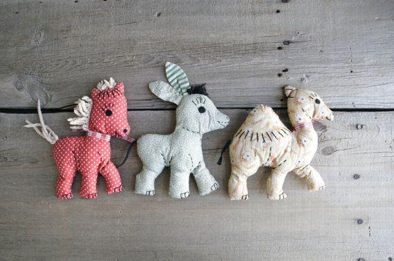 1940's handmade toys