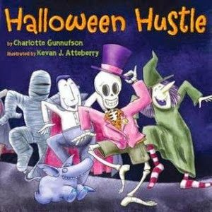 Welcome to Growing Book by Book. Today I'm sharing our favorite Halloween books for kids that will get you singing, chanting and dancing!  I'm not a fan of scary or gory Halloween books.  So, this is a great list of silly and fun titles.  Watch your little ones squeal with delight at these lively tales