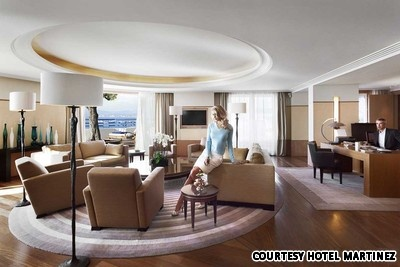 #4 Most expensive hotel in the world.