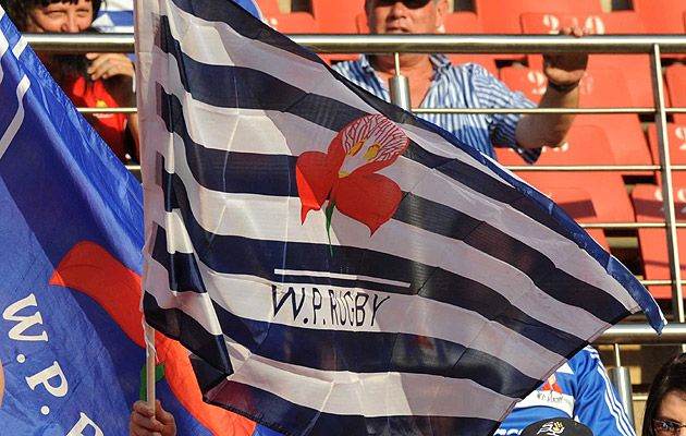 Western Province South Africa Rugby flag