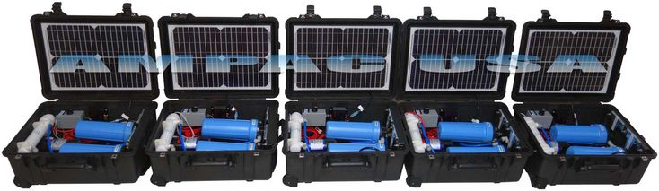 Solar Power Water Treatment