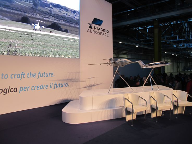 Opening Piaggio Aerospace: italian aeronautic industry with 6 Breton Ultrix installed