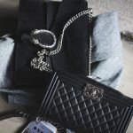 chanel and gucci bag on serendipity ave fashion blog