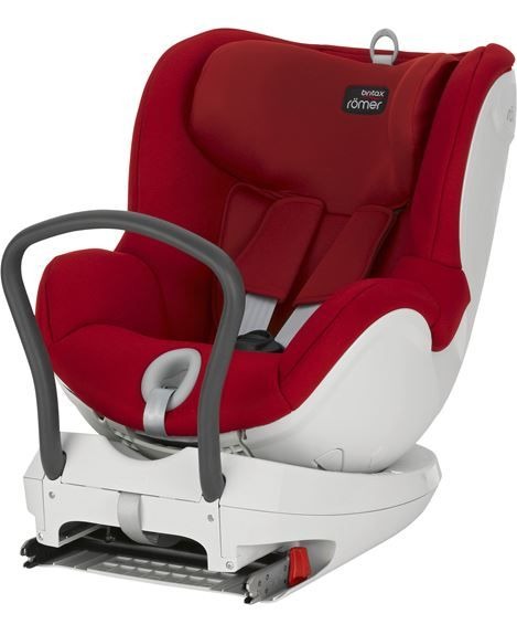 DUALFIX is a GROUP 0+/1 car seats suitable for kids from Birth - 18 kg (Birth - 4 years).