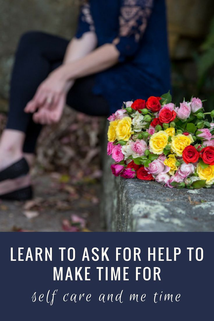 Do you always help others but find it difficult to ask for help yourself? This article will help you learn to ask for help so you can find time for YOU.
