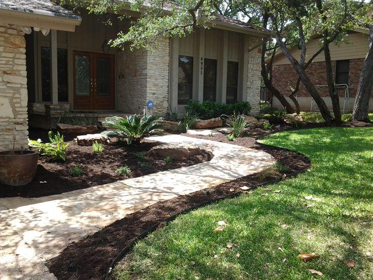 74 best Landscape Design Austin, TX images on Pinterest | Landscape Entry Rock Garden Design on rock garden level 2, rock garden designs, rock garden front of home,