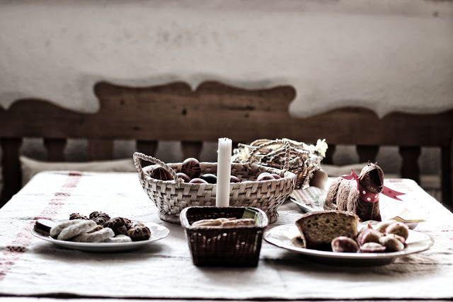 Húsvéti asztal