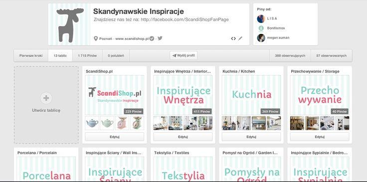 @Skandynawskie Inspiracje niech będzie :)) ScandiShop.pl na Pinterest :)