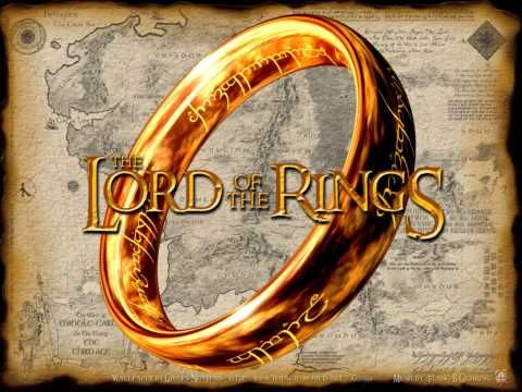 Lord of the Rings soundtrack.  Great to study to, or just plain awesome to listen to whenever!