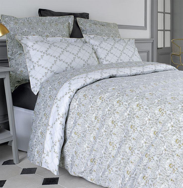les 38 meilleures images du tableau flower power linge de maison sur pinterest flower power. Black Bedroom Furniture Sets. Home Design Ideas