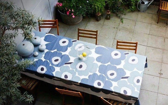 Marimekko  Unikko Tablecloth
