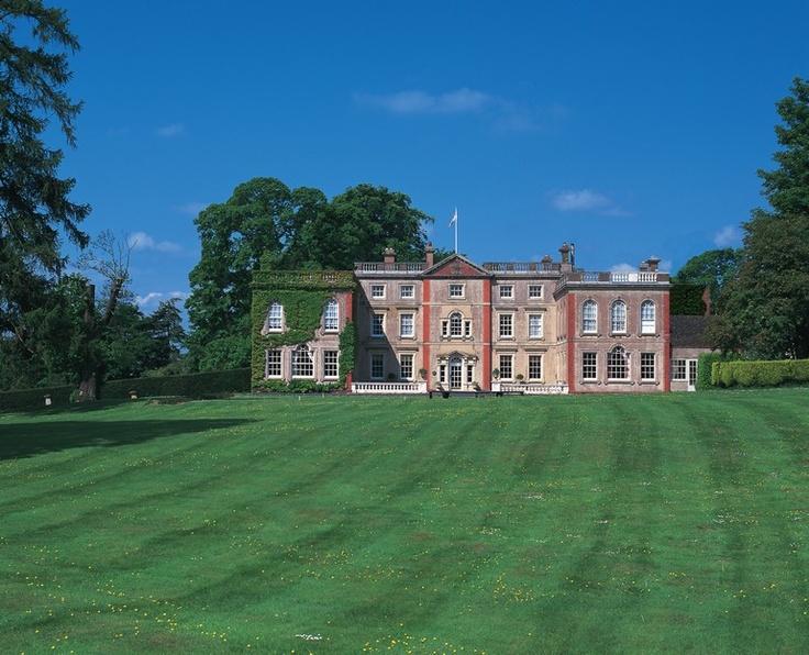 The Elms Hotel Spa Worcestershire England Uk