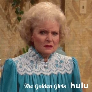 New party member! Tags: hulu rose gross ew golden girls over it the golden girls yuck betty white rose nylund
