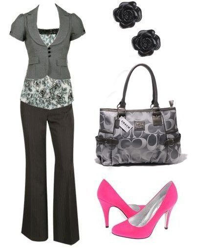 coach outfit