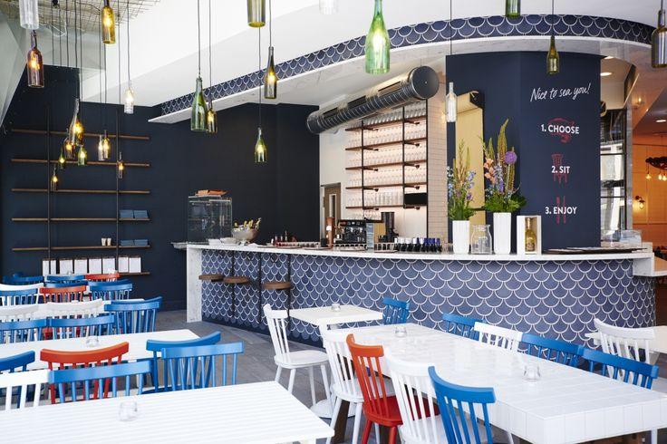 IVANKA for Seaside Restaurant, Berlin.