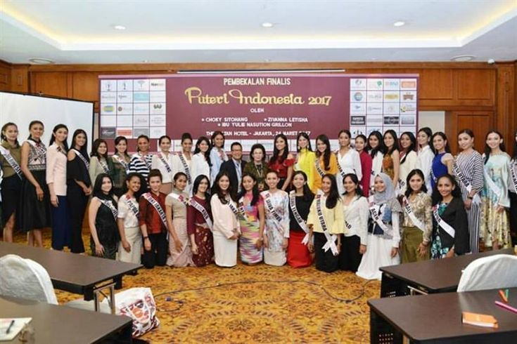 Puteri Indonesia 2017 Events and Activities