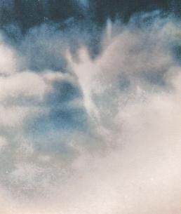 This angel photograph was taken in 1996 by a newspaper photographer in Hinesville, Georgia.  It  was taken in color during a storm, while the photographer was trying to get lightning shots.