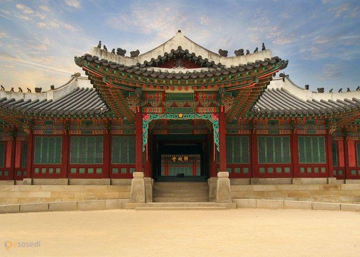 Дворец Чхангёнгун – #Южная_Корея #Сеул (#KR_11) Красивейший дворец, когда то принадлежал королевской династии для развлечений и отдыха http://ru.esosedi.org/KR/11/1000473224/dvorets_chhangyongun/